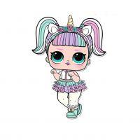 Раскраска лол кукла единорожка танцор единорог для девочек ...