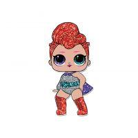 Раскраска кукла лол королева звездная пыль (stardust queen ...