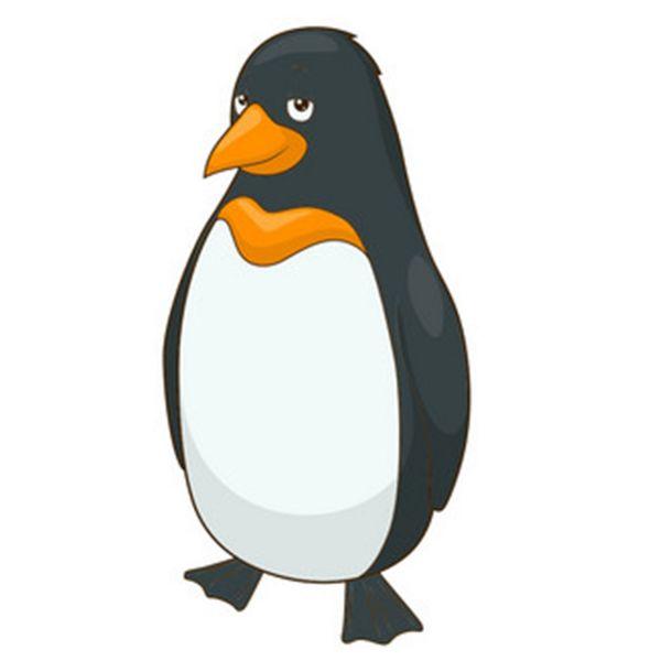 Раскраска пингвин по точкам для девочек 4-5 лет распечатать