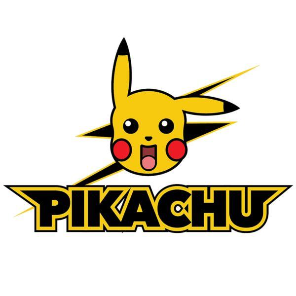 Раскраска Пикачу логотип распечатать бесплатно | Покемон ...
