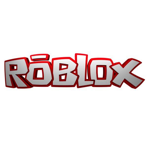 Раскраска Роблокс логотип игры распечатать | Roblox