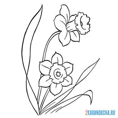 Раскраска весна, весенние сосульки для детей распечатать