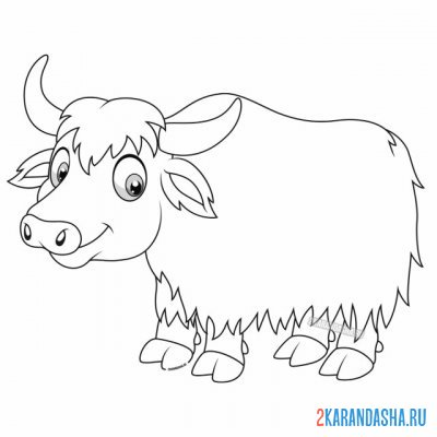 Print a coloring book small as a bull on A4